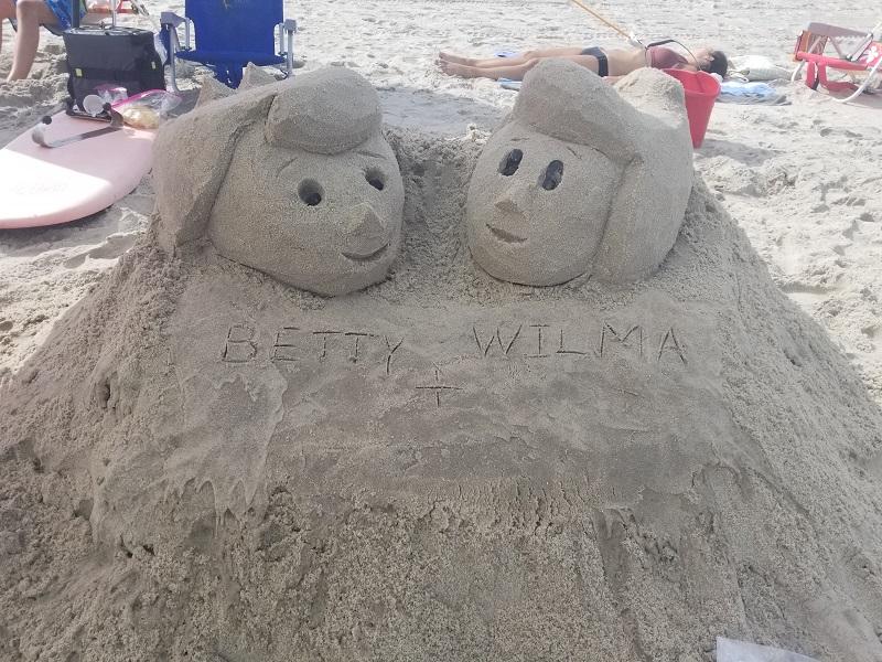The Flintstones: Betty and Wilma